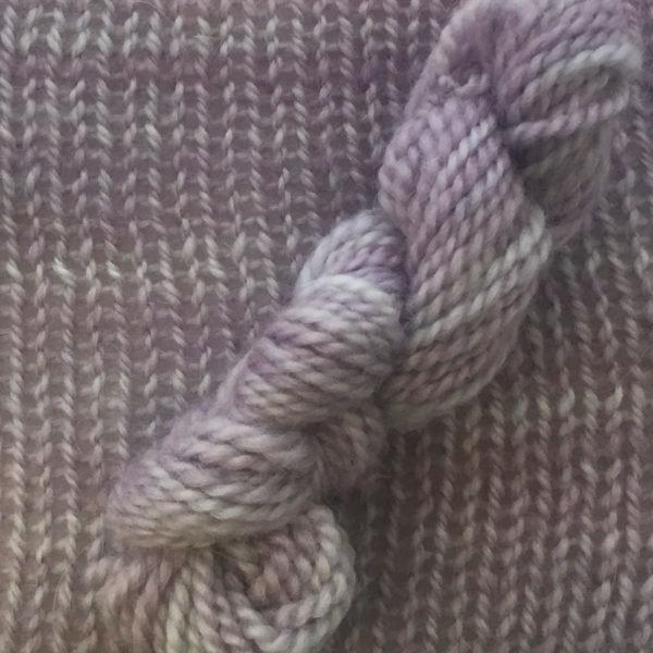 Symmetry Yarn - Purple Heather