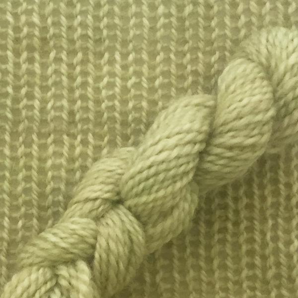 Symmetry Yarn - Pale Green Stars