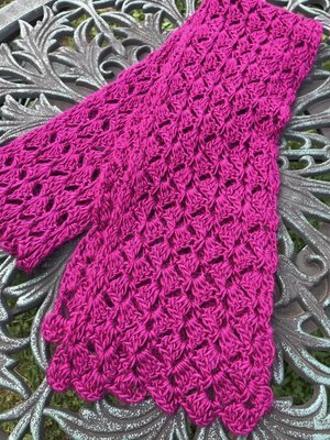 Lacey Astral Scarf