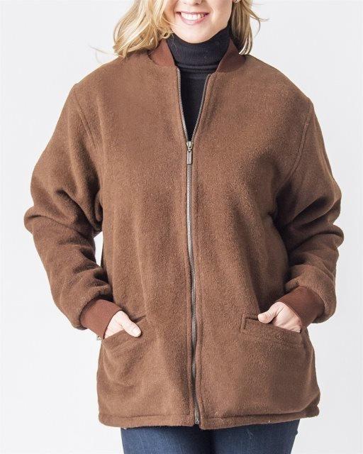 Unisex Sport Alpaca Jacket