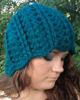 Urban Shells Snuggle Hat - Pine Tree