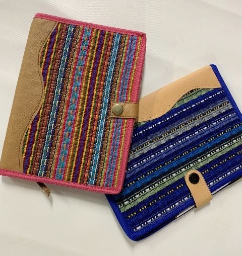 Handwoven Journals