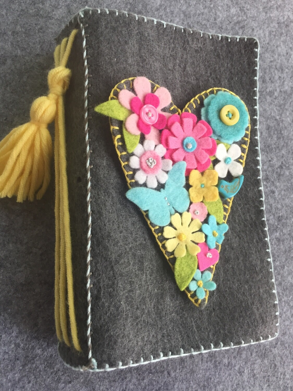 Stitched Sampler workshop with Eileen Hull (Paper Trail UK Tour) 8 September 2019