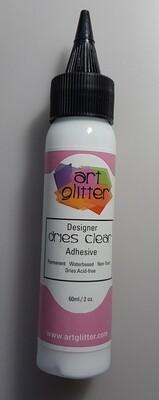 Art Glitter Dries Clear Glue 2oz (60ml)