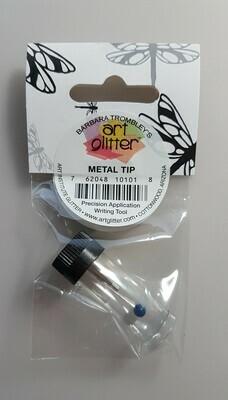 Art Glitter Metal Tip