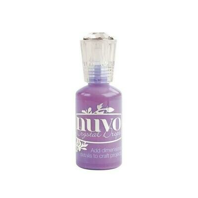 Nuvo Crystal Drops - Crushed Grape