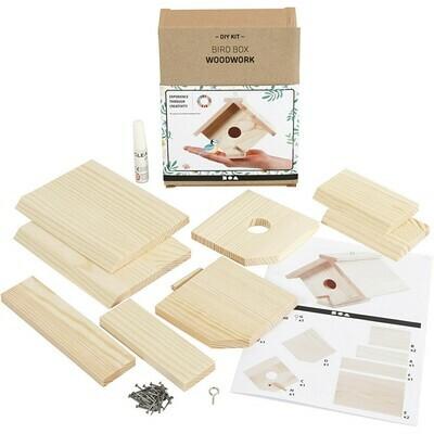 DIY Kit - Bird Box