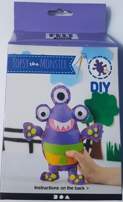 Funny Friends - Topsy the Monster