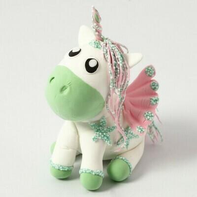 DIY Kit - Green Unicorn