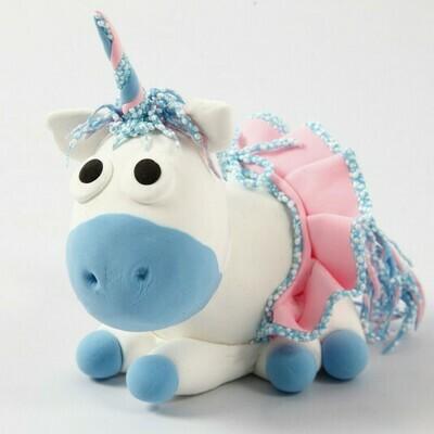 DIY Kit - Blue Unicorn