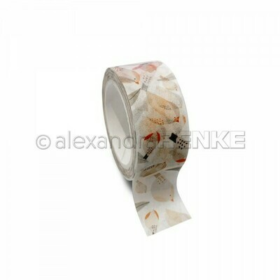 Alexandra Renke Washi Tape: Bird pattern