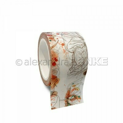Alexandra Renke Washi Tape: Sparkle Flowers