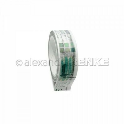 Alexandra Renke Washi Tape: Mint Color Proof