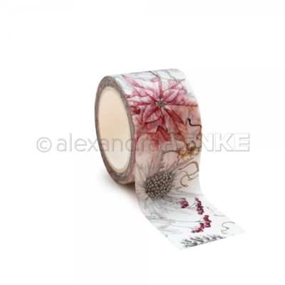 Alexandra Renke Washi Tape: Winter Rose