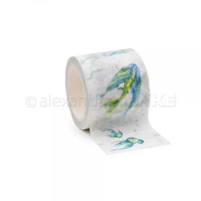 Alexandra Renke Washi Tape: Blue Mermaids