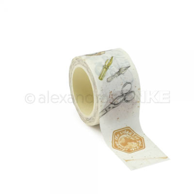 Alexandra Renke Washi Tape: Let Your Smile Change The World