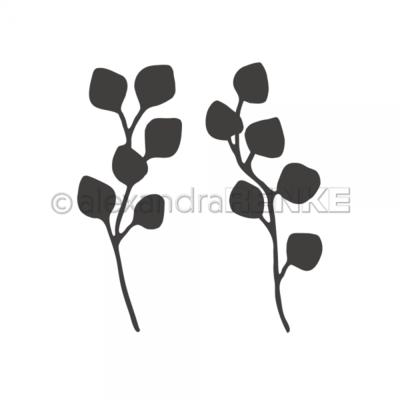 Alexandra Renke - Eucalyptus Branch die