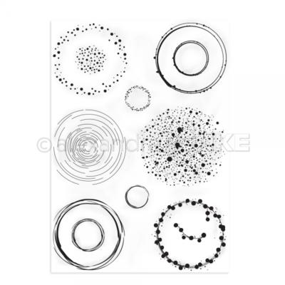 Alexandra Renke - Circle Accents clear stamp