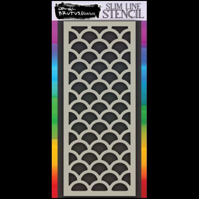 Brutus Monroe - Slimline Stencil SEA SKIN