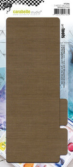 Non-stick artist palette (set of two)