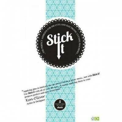 Stick It die-cut adhesive sheets