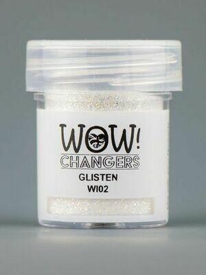 WOW! Changers embossing powder - Glisten