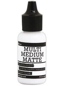 Multi Medium Matte 0.5oz