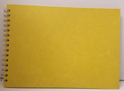 Pink Pig A4 Posh Bergung Pig Sketch Book - 150gsm Cartridge Paper
