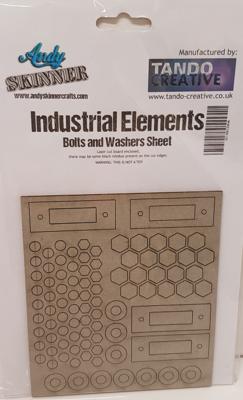 Tando Creative - Industrial Elements