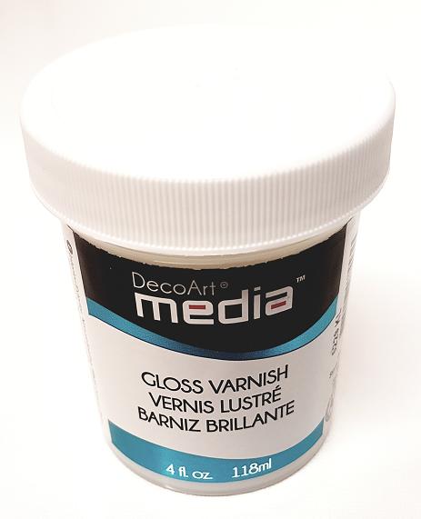 DecoArt Media - Gloss Varnish