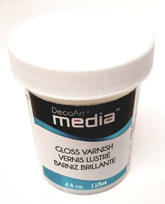 DecoArt Media - Gloss Varnish
