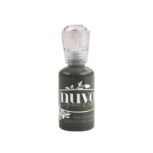 Nuvo Crystal Drops - Ebony Black