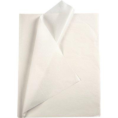 White Tissue Paper - Pack of 10 sheets 50cm x 70cm