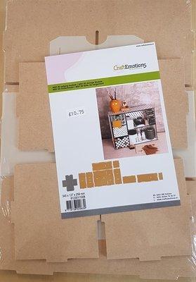 3D MDF Paper Storage Module kit