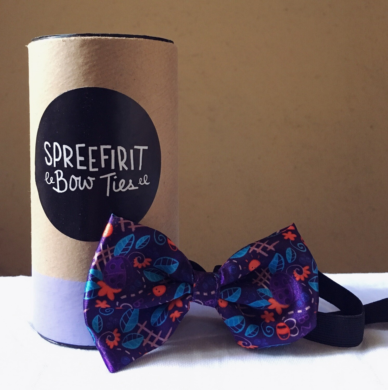 Saturday Night Fever Bow Tie