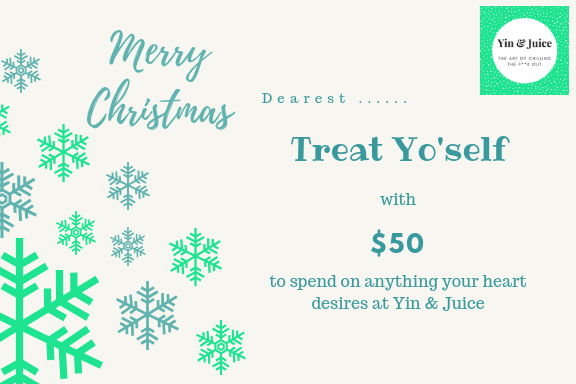 Gift Certificate (choose any amount)