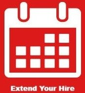 Tens Hire Extension  - £5 per extra week (Also for late return of machine)
