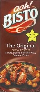 Aah!: Bisto Gravy Powder
