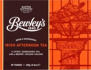 Bewley's Afternoon Tea (80 Bags)
