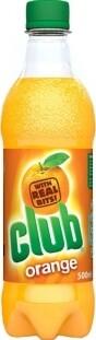 Club Orange Bottle 500ml (16.9fl oz)