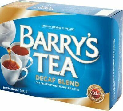 Barry's Decaf Tea (80 Tea Bags)