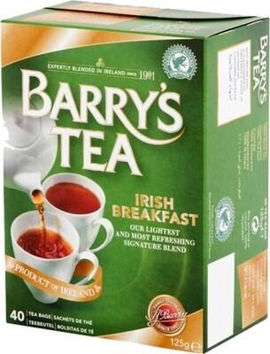 Barry's Irish Breakfast Tea (40 Bags)