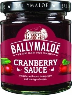 Ballymaloe Cranberry Sauce 210g (7.4oz)