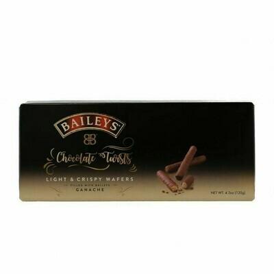 Bailey's Chocolate Twists