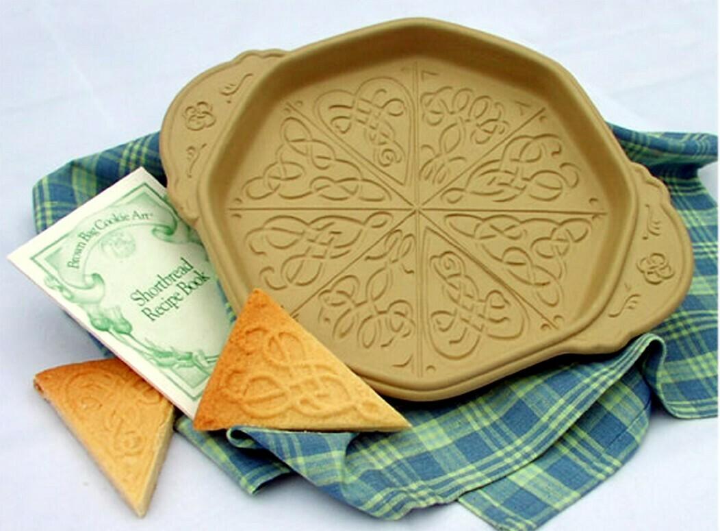 Celtic Knotwork Shortbread Pan