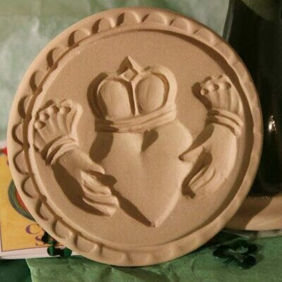 Claddagh Cookie Stamp