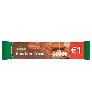 Bolands Burbon Creams 150g (5.3oz)