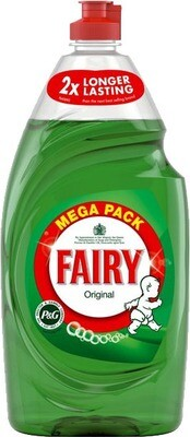 Fairy Liquid Original Dish Soap 433ml (15.3fl oz)