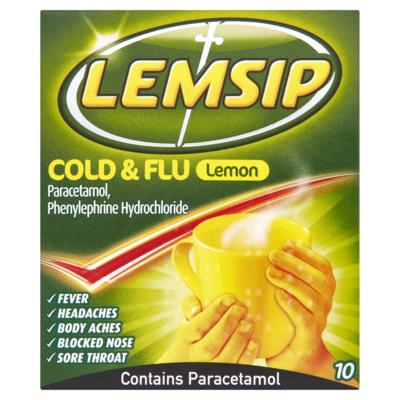 Lemsip: Lemon
