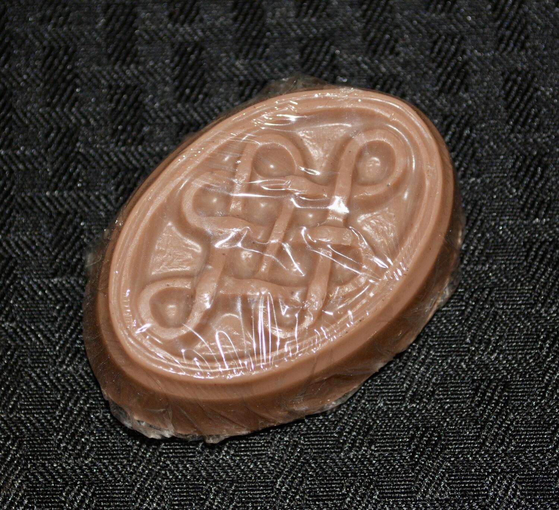 """Irish Cream"" Scented Clay Soap"